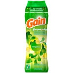 Gain Fireworks in Wash Scent Booster, Original