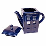 Doctor Who TARDIS Teapot Ages 13+- 1 ea