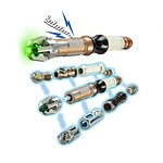 Doctor Who Personalize a Sonic Screwdriver Ages 5+- 1 ea