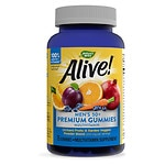 Nature's Way Alive! Men's 50+ Gummy Multivitamin