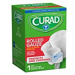 Curad Pro-Sorb Rolled Gauze Sterile Roll, White, 2 in x 2.5 yds