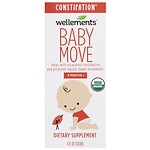 Wellements Baby Move Constipation- 4 fl oz