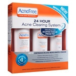 University Medical AcneFree 24 Hour Acne Clearing System- 1 set
