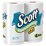 Scott Rapid Dissolve Bath Tissue