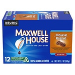 Maxwell House International Cafe Cafe Collection Ground Coffee