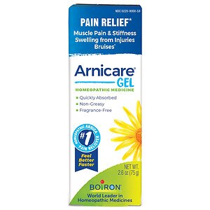 Boiron Arnicare Pain Relieving Arnica Gel- 2.6 oz