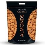 Wonderful Almonds, Raw- 7 oz