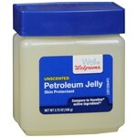 Walgreens Petroleum Jelly, Unscented- 3.75 oz