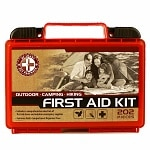 Be Smart Get Prepared Outdoor First Aid Kit, 202 Pieces- 1 kit