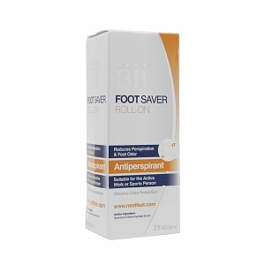 Neat 3B Foot Saver Anti-Perspirant Roll-On- 2 oz