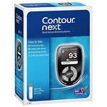 CONTOUR NEXT Next Blood Glucose Monitoring System- 1 ea