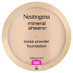 Neutrogena Mineral Sheers Loose Powder Foundation, Buff 30