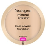 Neutrogena Mineral Sheers Loose Powder Foundation, Soft Beige