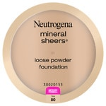 Neutrogena Mineral Sheers Loose Powder Foundation, Tan 80