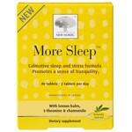 New Nordic Melissa Dream Sleep Formula, Non Drowsy, Tablets