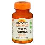 Sundown Naturals L-Theanine Stress Formula, Capsules