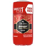Old Spice Red Zone Deodorant Solid, Swagger, 2 pk- 2 ea