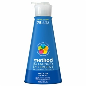 method 8X Laundry Detergent, Fresh Air