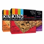 KIND Healthy Grains Granola Bars, Variety Pack, 15 pk- 1.2 oz