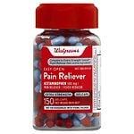 Walgreens Pain Reliever Extra Strength Quickgel- 150 ea