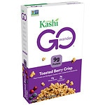 Kashi GoLean Crisp! Multigrain Cluster Cereal, Toasted Berry Crumble- 14 oz