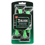 Studio 35 For Men Triple Blade Razors- 8 ea
