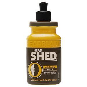 HeadBlade HeadShed Exfoliator- 5 oz