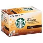 Starbucks K-Cups, Caramel, 10 pk- .37 oz