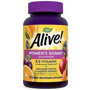 Nature's Way Alive! Multi Vitamin Gummy- 60 ea