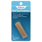 Walgreens Gel Toe Protectors, Fits Most