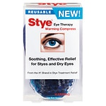 Stye Eye Therapy Warming Compress- 1 ea