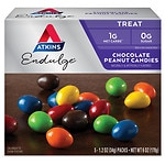 Atkins Endulge Chocolate Peanut Candies, 5 pk- 1.2 oz