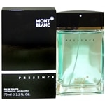 Mont Blanc Presence Eau de Toilette for Men