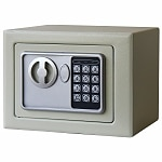 Stalwart Electronic Deluxe Digital Steel Safe, Tan