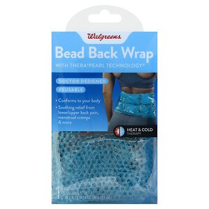 Walgreens Hot/Cold Beads Back Wrap- 1 ea