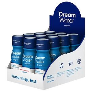 Dream Water Zero Calorie Sleep & Relaxation Shot, Nighttime Nectar