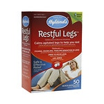 Hyland's Restful Leg Quick-Dissolving Tablets- 50 ea