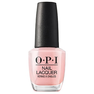 OPI Soft Shades Collection Nail Lacquer, Rosy Future- .5 fl oz