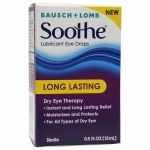 Bausch + Lomb Lubricant Eye Drops, Long Lasting- .5 fl oz