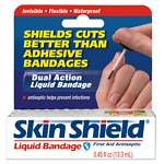 Skin Shield Liquid Bandage- .45 fl oz