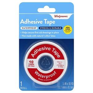 Walgreens Adhesive Tape- 10 yd