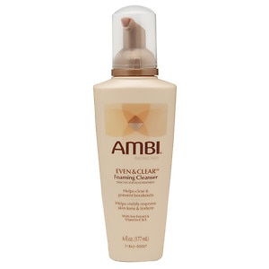 Ambi Even & Clear Foaming Cleanser