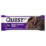 QuestBar Protein Bars, Double Chocolate Chunk, 12 pk- 2.12 oz