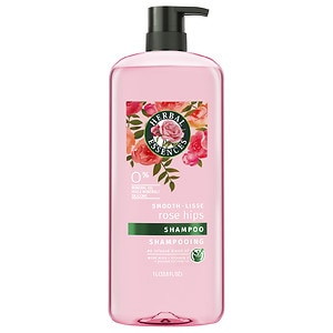 Herbal Essences Smooth Collection Shampoo with Pump, 33.8 oz