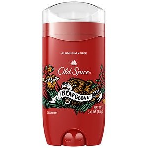 Old Spice Wild Collection Deodorant, Bearglove- 3 oz
