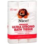 Nice! Bath Tissue- 12 ea