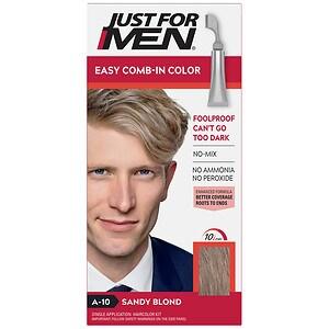 Just For Men AutoStop Haircolor, Sandy Blond A-10- 1 ea