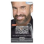 Just For Men Touch of Gray Mustache & Beard Haircolor, Dark Brown