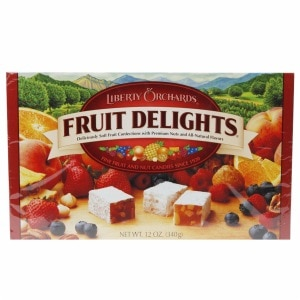 Fruit Delights Fruit and Nut Candies, Assorted Fruits and Nuts