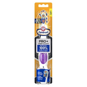 Truly Radiant by Arm & Hammer Powered Toothbrush, Deep Clean- 1 ea